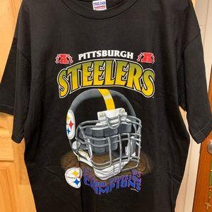 Vintage 1995 Pittsburgh Steelers Shirt